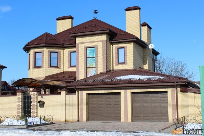 Качественное строительство домов и коттеджей под ключ