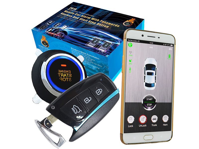 Выбор автомобильной сигнализации, основные критерии